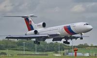 Flugzeugunglück in Russland: Keine Warnung der Crew vor dem Flugzeugabsturz