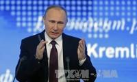 Militärflugzeugunglück in Russland: Eine eintägige Staatstrauer