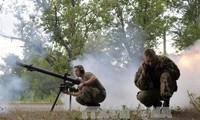 Russland ruft zum Druck auf Ukraine zum Stopp der Gefechte in Ostukraine auf