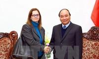 Verstärkung der Beziehungen zwischen Vietnam und Israel