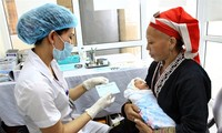 Ehrung von jungen vorbildlichen Ärzten