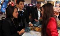 Landkarten Vietnams bei Tourismusmesse ITB in Berlin vorgestellt