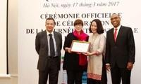 Vietnam trägt zur Entwicklung der Frankophonie bei