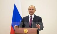 Russland und USA wollen eine Partnerschaft aufbauen