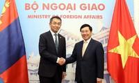 Vietnam und Mongolei verstärken Effektivität der Wirtschaftszusammenarbeit