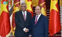 Hochrangiges Gespräch zwischen Vietnam und Sri Lanka