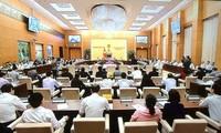 Informationsverwaltung entsprechend Gesetzen