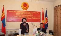 Aktivitäten von Vizestaatspräsidentin Dang Thi Ngoc Thinh in der Mongolei