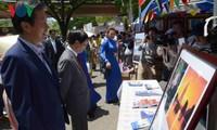 Ausstellung über Hoheitsgewässer Vietnams in Tokio