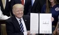 US-Einreiseverbot in Kraft getreten