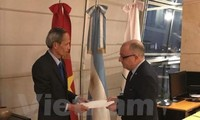 Argentinien würdigt Fortschritte Vietnams