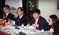 Die 1. politische Konsulation zwischen Vietnam und Bangladesch