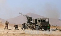 Russland ist entschlossen, Terroristen in Syrien zu vernichten