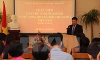 Aktivitäten zum vietnamesischen Nationalfeiertag in Deutschland und Kanada