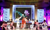Austauschprogramm zum Vu Lan-Fest