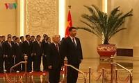 Anstrengungen Vietnams zur umfassenden Integration