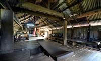 Kpan - die machtvolle Sitzbank der Volksgruppe der Ede