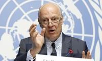 Neue Verhandlungsrunde zum Syrien-Konflikt findet am 28. November in Genf statt