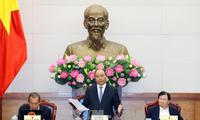 Der Premierminister: Beseitigung der von Abgeordneten aufgezeigten Problemen