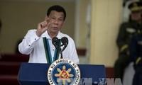 Der philippinische Präsident ruft zur Zusammenarbeit gegen IS auf