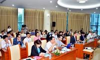 Seminar über Klima-Hervorsagen in Südostasien