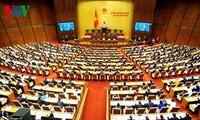 Das Parlament billigt den Enwurf des Planungsgesetzes