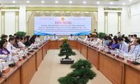 Konferenz ständiger Mitglieder der Volksräte der Provinzen und Städten im Südosten