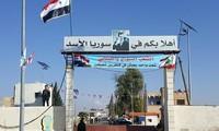 Grenzposten zwischen Libanon und Syrien wieder geöffnet