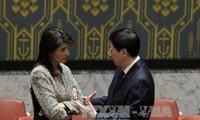 USA schlagen neuen Resolutionsentwurf des UN-Sicherheitsrats gegen Nordkorea vor