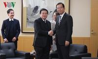 Verstärkung der Zusammenarbeit zwischen Vietnam und Japan