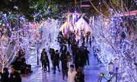 Aktivitäten zum Neujahr im ganzen Land