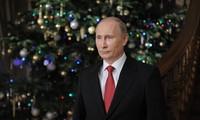 Neujahrsbotschaften von Staats- und Regierungschefs