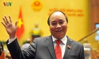 Nguyen Xuan Phuc nimmt am Gipfeltreffen der Lancang-Mekong-Zusammenarbeit teil