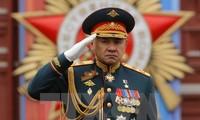Russlands Verteidigungsminister Shoygu ist in Vietnam zu Gast