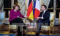 Frankreich und Deutschland sind sich über Festigung der EU einig