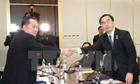 Positive Signale auf der koreanischen Halbinsel