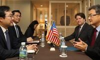 USA und Südkorea diskutieren Maßnahmen zur Verbindung der Dialoge mit Nordkorea