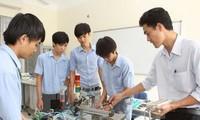 Förderung des Startup-Geists der Schüler und Studenten in Berufsbildungsstätten