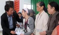 Tetfest: Geschenke für arme Haushalte und Angehörige verdienstvoller Menschen