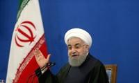 Der iranische Präsident ruft zur Einheit auf