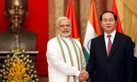 Staatspräsident Tran Dai Quang wird Indien besuchen