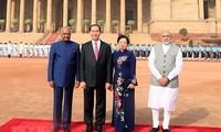 Gemeinsame Erklärung zwischen Vietnam und Indien