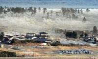 Gedenken an Opfer der Tsunami-Katastrophen in Japan