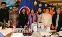 Eindruck von Vietnam an der Reisemesse in Ottawa