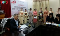 Das Fest zum Kulturaustausch zwischen Vietnam und Japan