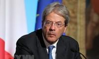 Italien: Italiens Regierungschef Gentiloni kündigt Rücktritt an