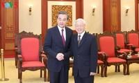 Vietnam respektiert Entwicklung der Nachbarschaft und gute Zusammenarbeit mit China
