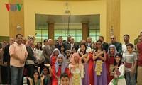 Eindruck vom vietnamesischen Kulturtag im ägyptischen Ismailia