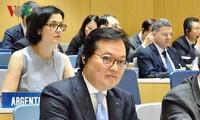 Sitzung der Vorbereitungskommission für Überprüfungskonferenz zum Atomwaffensperrvertrag