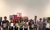 Vorrunde der IDO: Chance zum Austausch zwischen vietnamesischen Deutschlernern